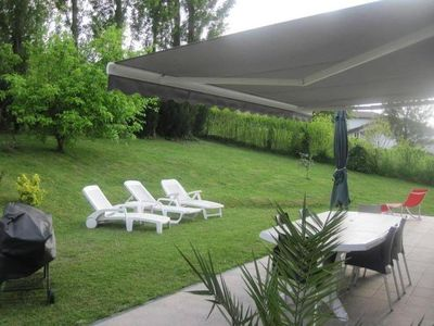 Photo for Lovely & quiet House with garden at 5mn beaches and st Jean de Luz