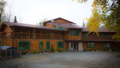 Photo for Entire House At The Big Eddy Lodge With 10 Rooms, Lodging & Weddings & Events