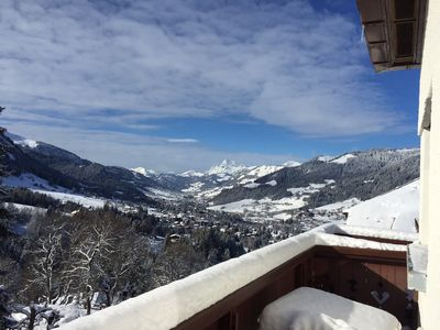 Photo for Apartment 6 people, Mont d'Arbois Club Hotel, Megeve.