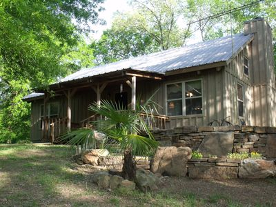 Photo for 3BR Cabin Vacation Rental in Pearcy, Arkansas