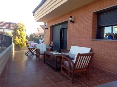 Photo for Chalet Miralles enjoy your holidays near the beach and the mountain