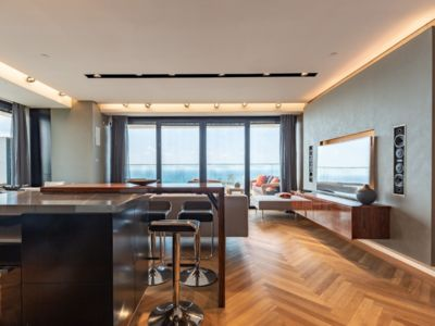 Photo for Mini-Penthouse With Huge Balcony & Stunning Sea View - 30th Floor Beachfront