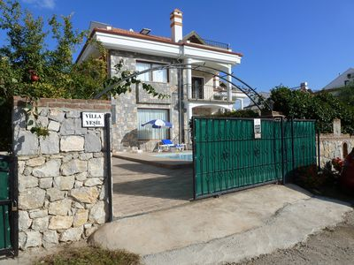 Photo for Luxury Villa with private garden, pool, and WiFi.