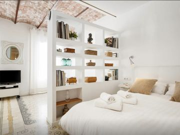 Apartment located near the Sagrada Familia, well connected