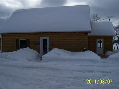 Photo for Peaceful Northern Maine Vacation Cabin Rental - Perfect for Hunting & Fishing!