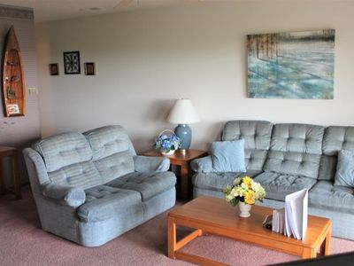 Photo for Lovely 2 bed 2 bath Condo! Amazing panoramic lake view. Close to Pool. Private. SDC down the road!