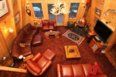 The 'oh-so-great' living room...