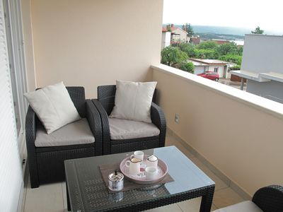 Photo for Premium Apartment Mia ° 1 in city of Krk