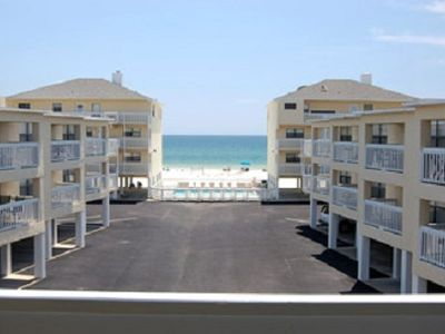 Photo for DIRECT VIEW OF THE GULF, NOW BOOKING FOR SPRING - SUMMER