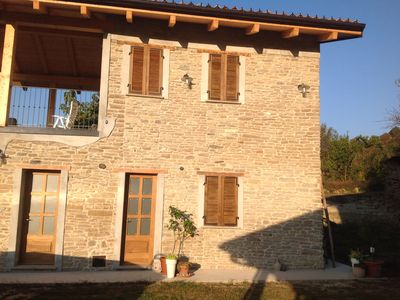 Photo for Charming stone rustico in the heart of the Langhe.