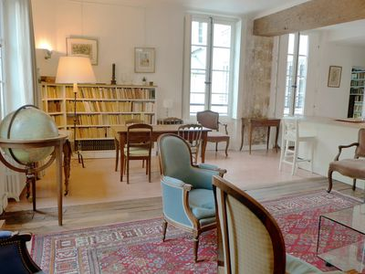 Photo for CHARMING 3 BDR APARTMENT IN THE 'LATIN QUARTER'