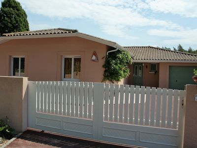 Photo for HOUSE for 2 to 6 people QUIET REPOS COMFORT, fenced.