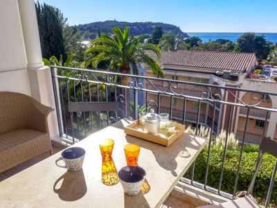 Photo for Apartment L'Ange Gardien in Villefranche-sur-Mer - 4 persons, 1 bedrooms