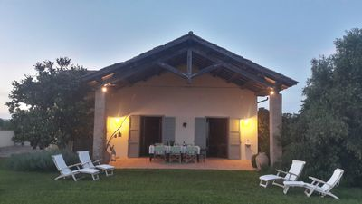 Photo for Farmhouse in the quiet Maremma 5 minutes from the sea of Capalbio.