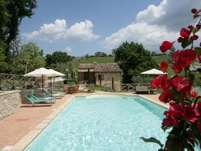Photo for Holiday house Sant'Angelo in Pontano for 8 - 10 persons with 5 bedrooms - Holiday house