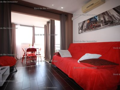 Photo for Air-conditioned apartment type 2 for 4 people, Expo West, 3rd floor with elevator. AT...