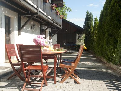Photo for Beautiful 3-star village house between mountains and Lake Annecy (1.8 km)