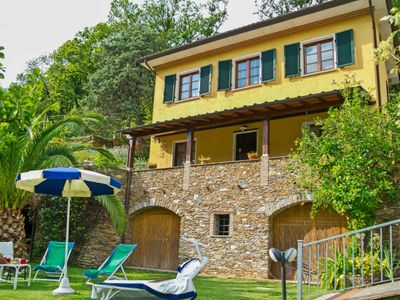 Photo for 2 bedroom Villa, sleeps 4 in Seravezza with Pool and WiFi