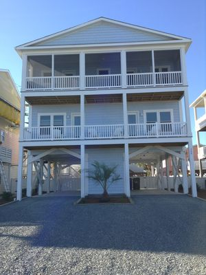 Photo for Brand New for 2017!!! Ocean/Intracoastal View!!! Private Pool/Golf Cart/Bikes!!!