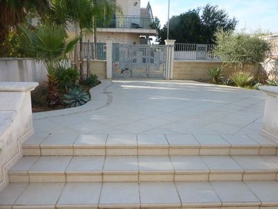 Photo for HOLIDAY HOME IN SALENTO WITH LARGE GARDEN FEW STEPS FROM THE SEA