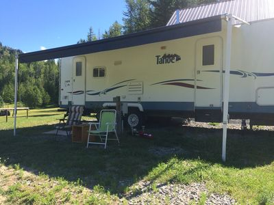 Photo for 1BR Recreational Vehicle Vacation Rental in Eholt, BC