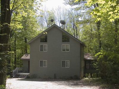 Photo for Beautiful Spacious Wooded Home