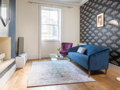 Photo for Chic 1BR in Mayfair by Sonder