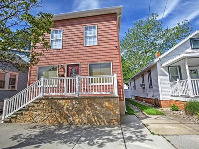 Photo for Fully Remodeled Wildwood House - Walk to Beach