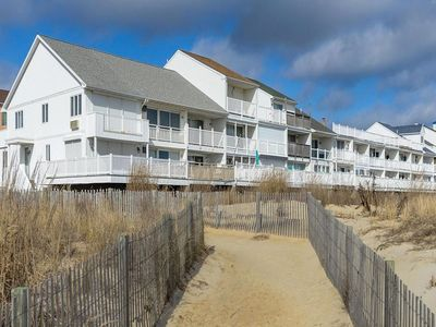 Photo for Oceanfront Townhome in N. Ocean City - Free Wi-Fi, Grill & Gorgeous Ocean Views!