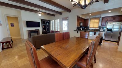 Photo for A Three Bedroom, Four Bath Legacy Villas Town Home with Direct Mountain Views