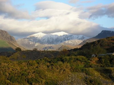 Photo for Large Holiday Home Close To Sea and Mountain In Snowdonia