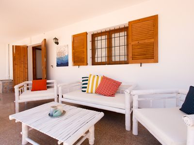 Photo for family cottage in formentera