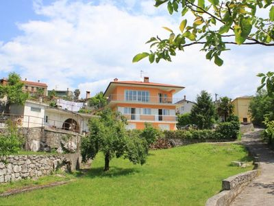 Photo for Two bedroom apartment with balcony and sea view Opatija - Pobri, Opatija (A-7918-a)