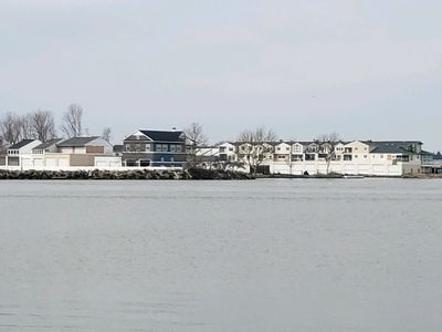 Photo for Catalina Boathouse overlooking Cedar Point