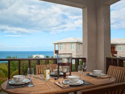 "Photo for Fountain Anguilla by ""Refined Retreats""~Penthouse King, Full Kitchen ~AMAZING Views!"
