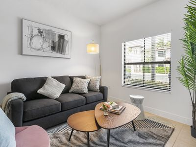 Photo for Kasa | Davie | Exquisite 3BD/2.5BA Apartment