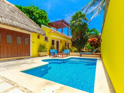 Photo for 1BR Apartment Vacation Rental in Isla Mujeres, QROO