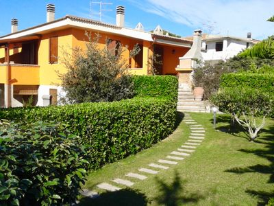 Photo for Villa Eden Beach, for 5 people, 50 meters from the beach, WiFi