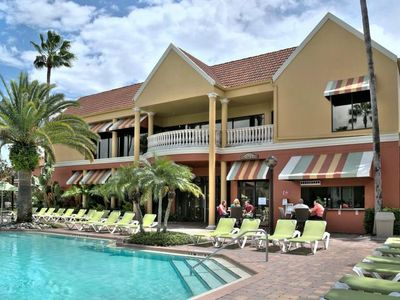 Photo for Great Family Deal! Two Comfy 2BRs, Pool, Tennis, Close to Attractions