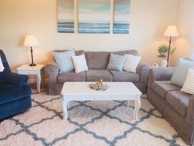 Photo for Breezy, Spacious Condo - Pool, Views, & Gear - Perfect for Families & Couples!