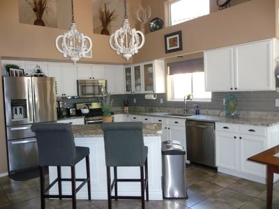 Photo for Private Oasis! Entire 2 Story House, Fully Upgraded! 2500 Sq ft. 4 bedrooms