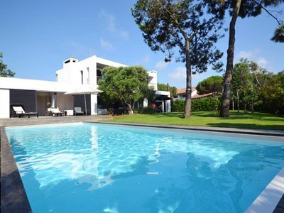 Photo for KEYWEEK Design Villa in Anglet with pool, garden, terraces and parking
