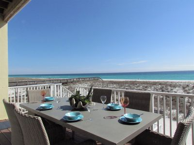 Photo for 5 Star Beachfront Luxury........welcome to The Sea & The Stars!!!
