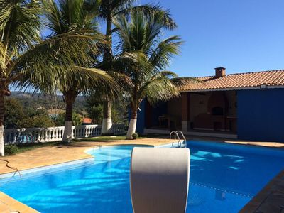Photo for Finca with pool Tuiuti - Family-friendly and quiet location