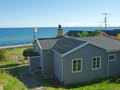 Photo for Modern Holiday Home with Sea View in Allinge Denmark