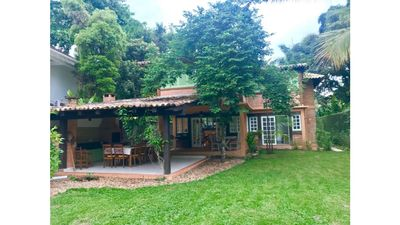 Photo for Casão, NEW 150 meters from the beach! Go with children or friends! Kayak included.