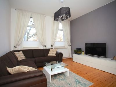 Photo for 1.2 km from the center of Hanover with Internet, Parking, Washing machine (646747)