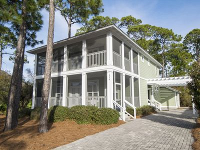 Photo for Key Lime Pie - Fabulous Seagrove Home,4 Bdrm, 2pools,Tennis - Free WiFi
