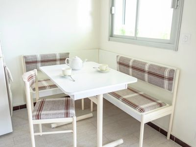 Photo for Apartment in the center of Saint-Palais-sur-Mer with Lift, Internet, Terrace (697769)