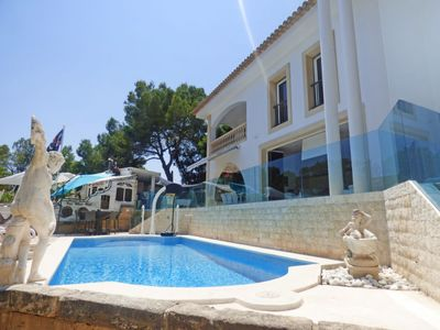 Photo for Vacation home Whitehouse in Portals Nous - 10 persons, 5 bedrooms